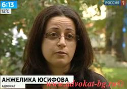 Репортаж адвоката А.С. Юсифовой - изучение иностранных языков