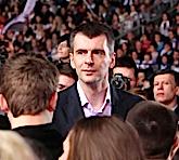 Новости. Михаил Прохоров.